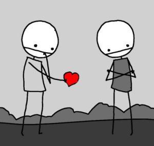 Kärleksstreckgubbar
