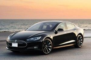 Tesla elbil