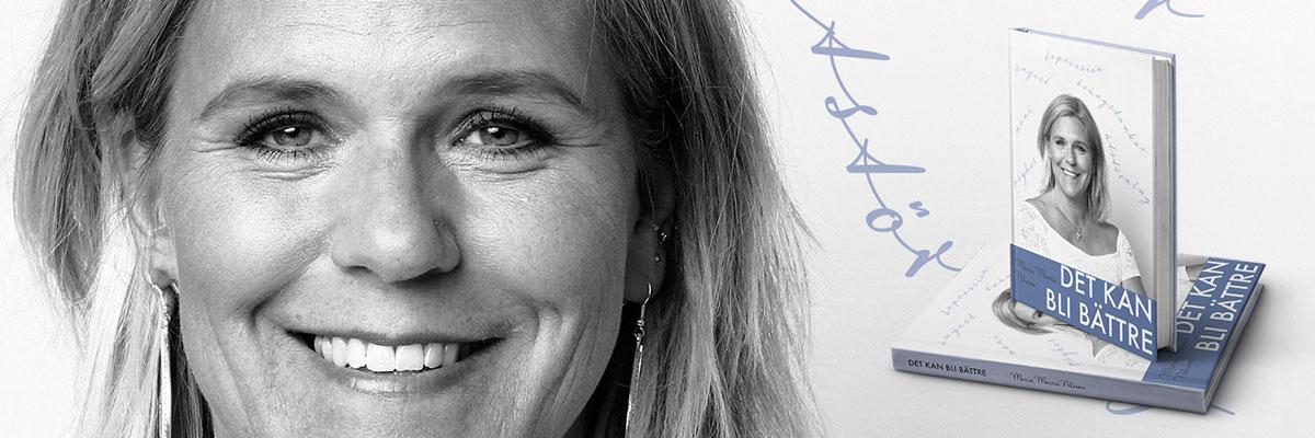 Planering och boksläpp med Maria MorrisNilsson