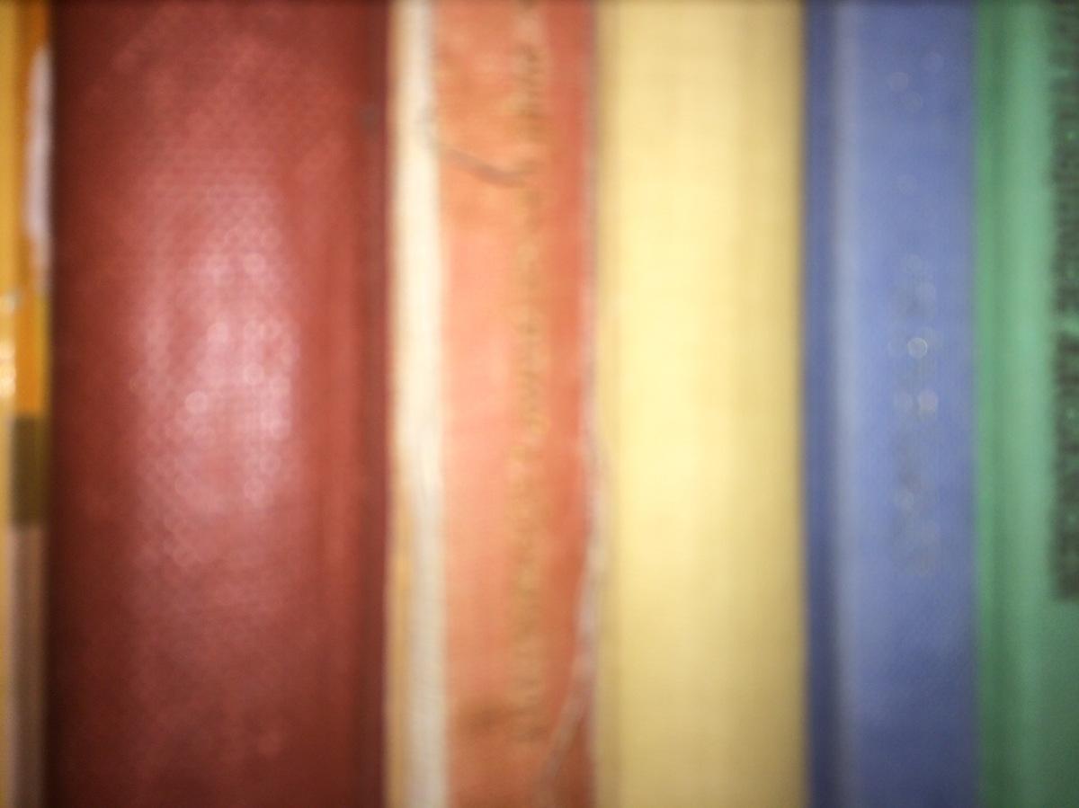 12 Böckernas värld #Blogg10069